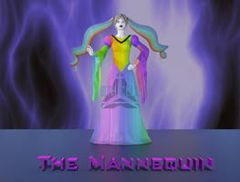 The Mannequin by 9th-Cell