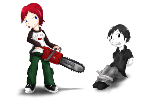 Becky's Chainsaw