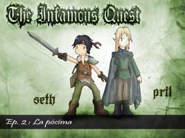 The Infamous Quest 02 (Webcomic)