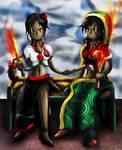 Las dos Maricruzes