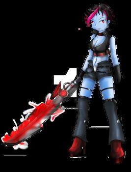 Verline The Vampire (Re-design)