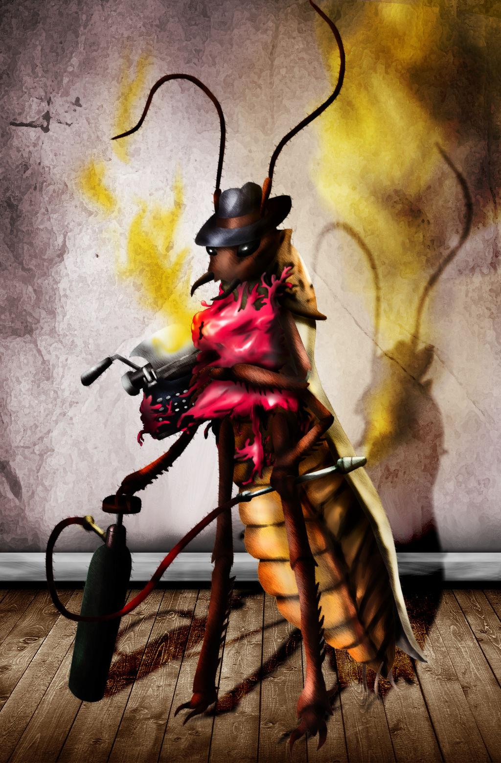 Dirty Roach
