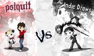 Psiquit vs Indie Draws