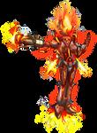 Lava Mercenary