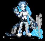 Urban Robot Girl 2.0