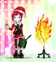Becky and The Little Christmas Tree