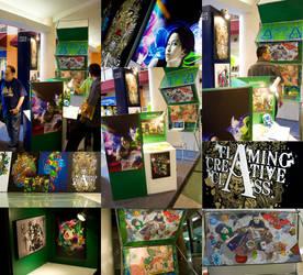 Ekonomi Kreatif Exhibition by jogjaforce