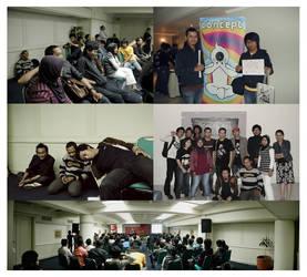 Creative Talkshow 'ALIA' by jogjaforce