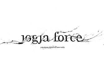 JOGJA FORCE TYPO by jogjaforce