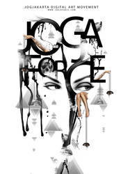 JOGJA FORCE TYPO VI by jogjaforce