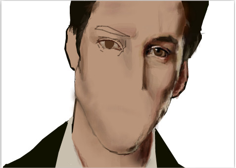 Keanu Reeves Preview by artistonthemove