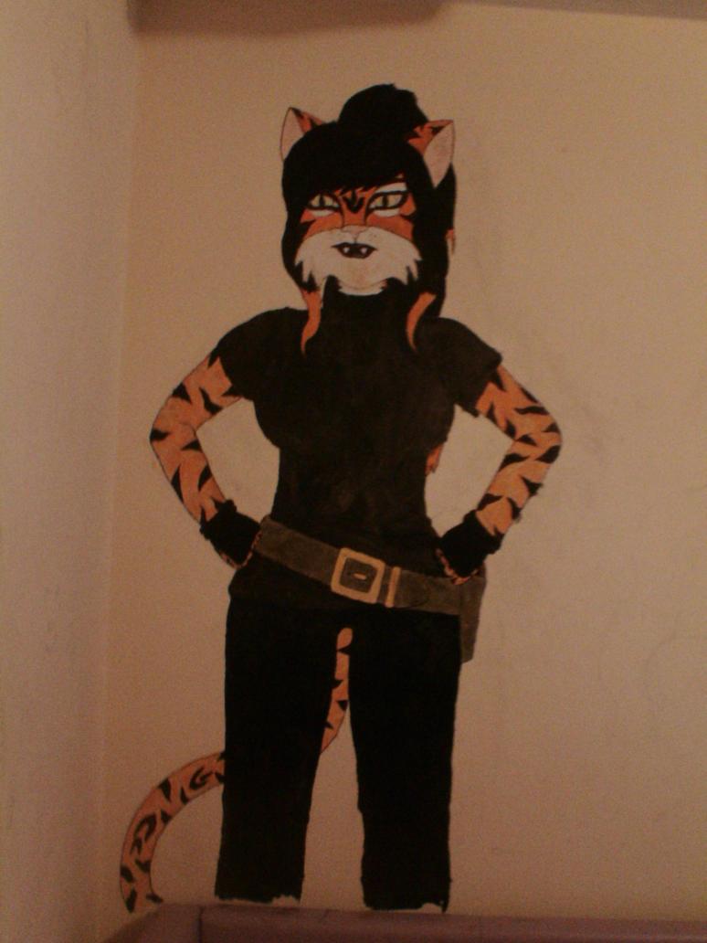 Tigergirl by tigergirlXD