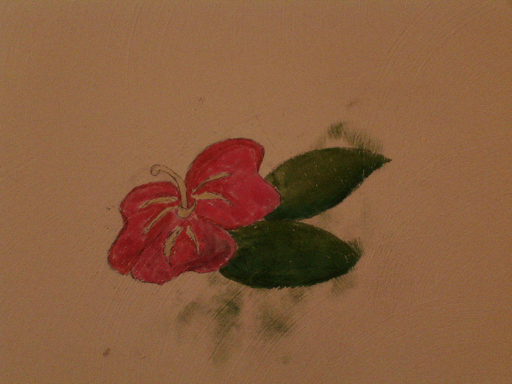 pretty little flower by tigergirlXD
