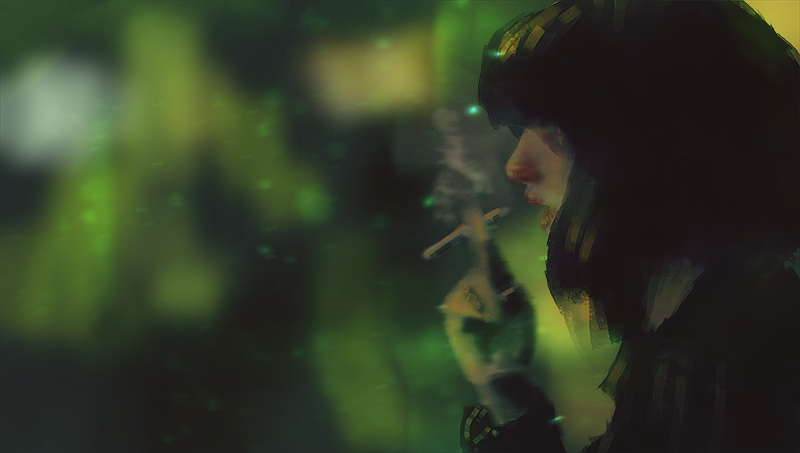 Smoked out by andr0gynous
