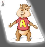 Alvin by bySeri