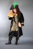 Pirate Captain by Eveningarwen