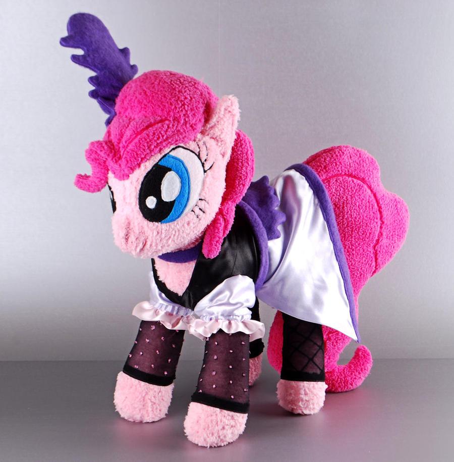 Can Can Pinkie Pie by Eveningarwen