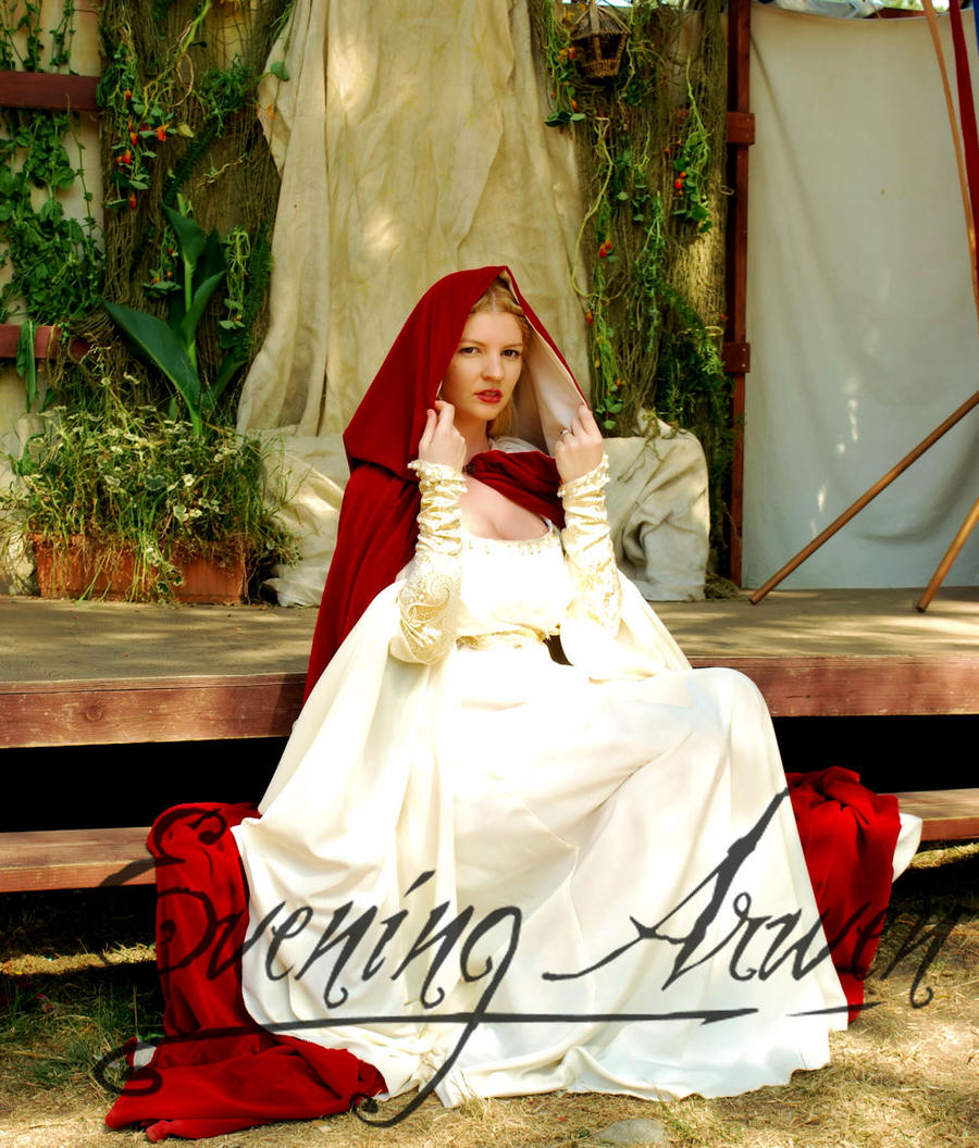 Renaissance Festival Wedding Dresses: Fantasy Medieval Gown By Eveningarwen On DeviantArt