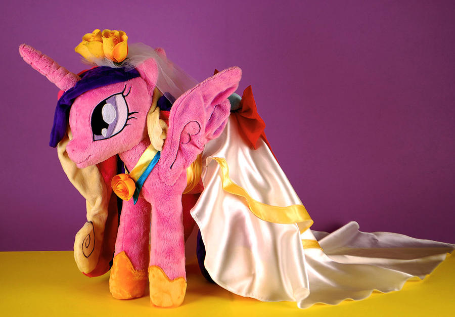 Princess Cadence Wedding by Eveningarwen