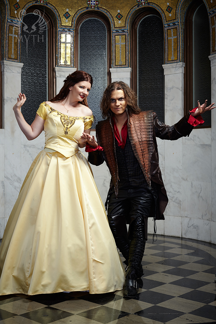Rumbelle by Eveningarwen
