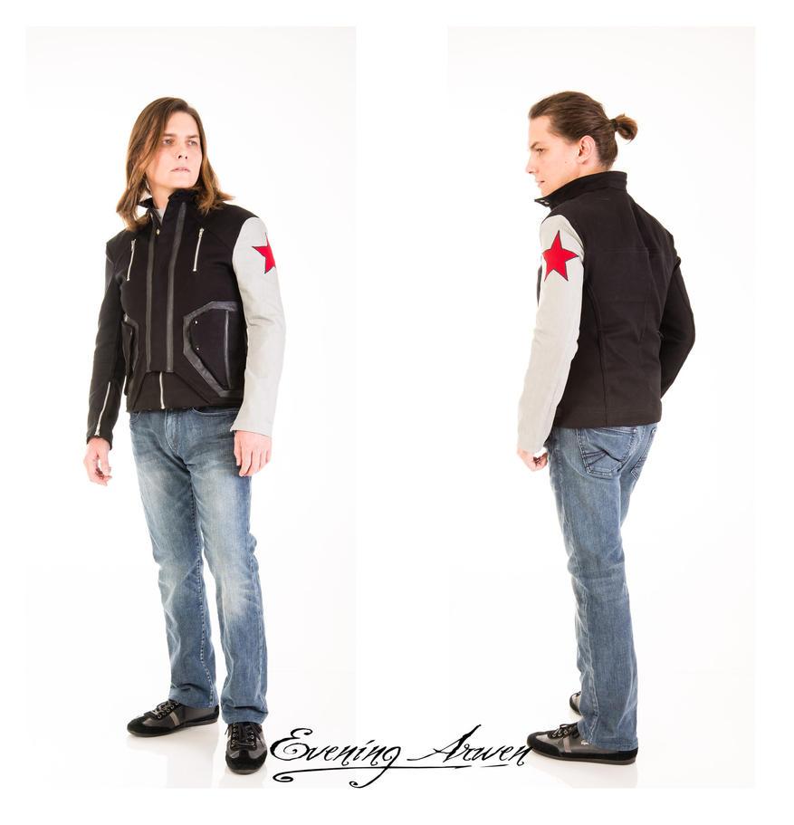 Soldier Jacket by Eveningarwen