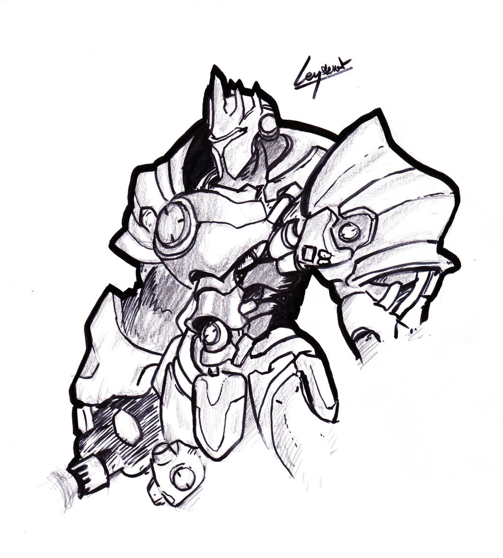 Reinhardt Coloring Pages