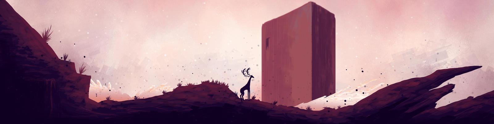 Deer on Earth ! by LeyssenotG