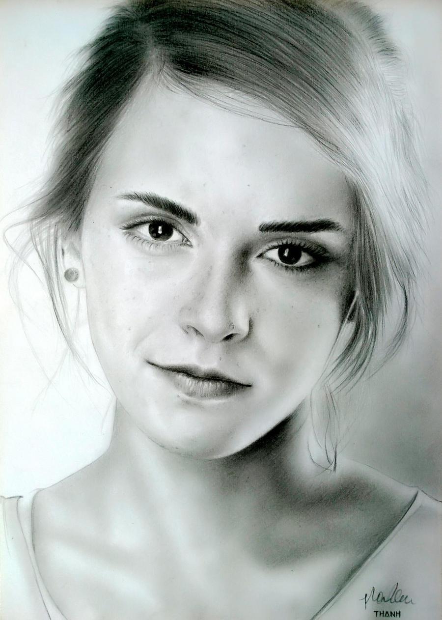 Emma Watson - Beautiful Mess by SongDuong