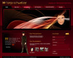 Tanja Schweitzer Website