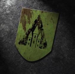 A Conqueror's Shield by mapmakermedici