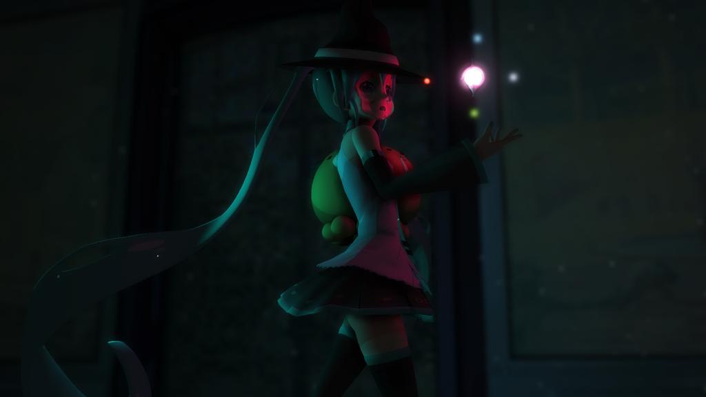 An Elemental Thief by Bubblekiwis