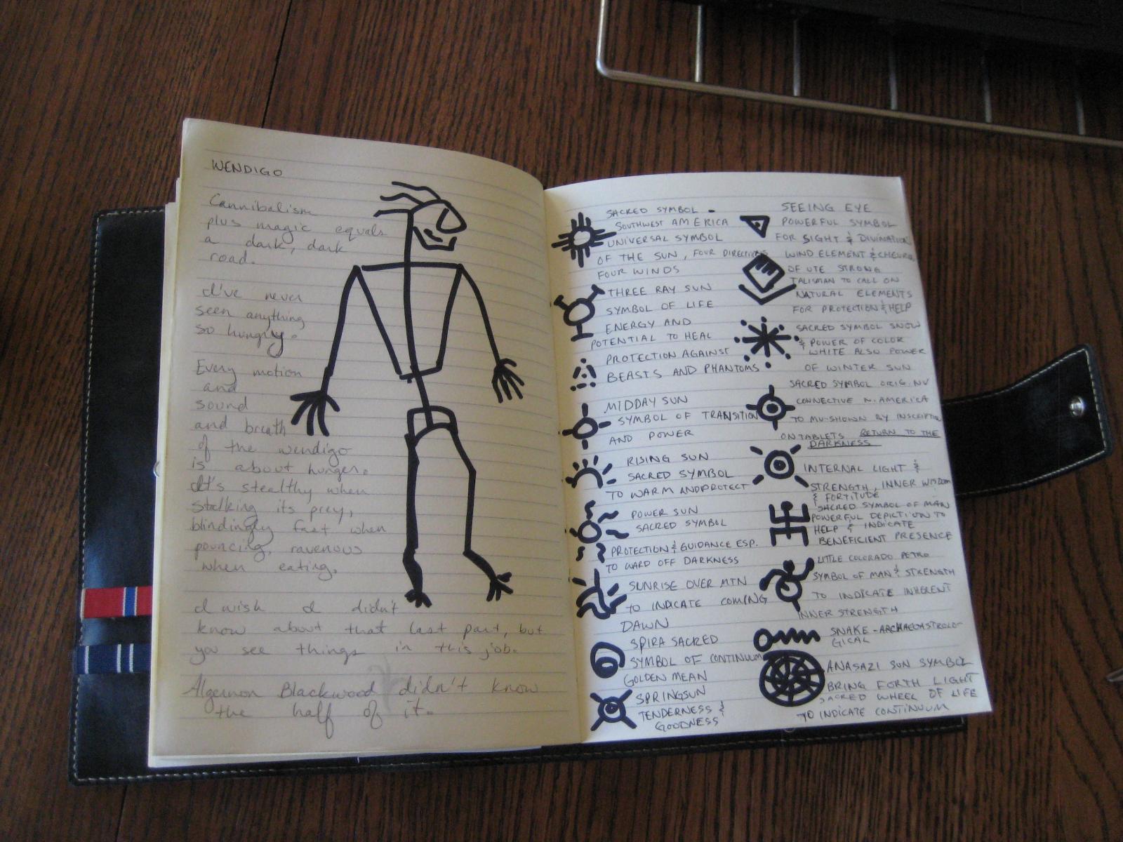 Дневник джона винчестера своими руками 75