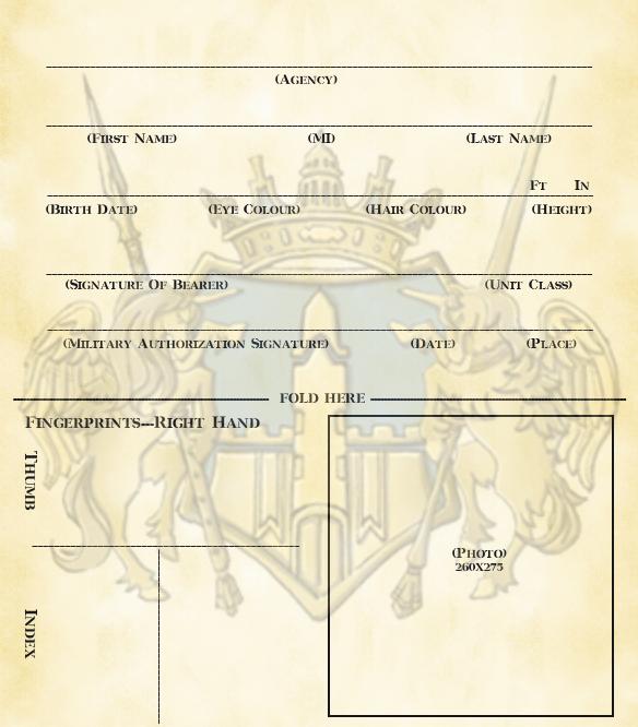 Gallian Militia ID Template by LieutenantGordon on DeviantArt