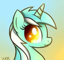 Lyra by HeavyMetalBronyYeah