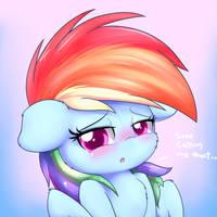 Tsundere Horse by HeavyMetalBronyYeah