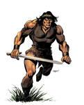 Conan by Loston Wallace