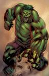 Hulk by Robert Atkins