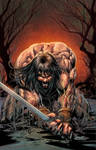 The Barbarous Conan by Deodato