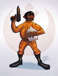 Willrow Hood Star Wars by Lord