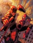 Spider-Man and Daredevil