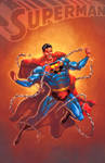 Superman by Arturo and Lord