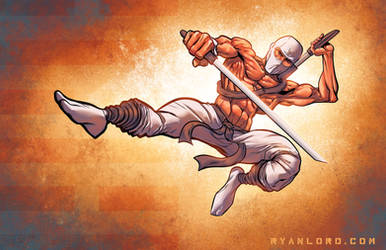 Storm Shadow by Ryan Lord