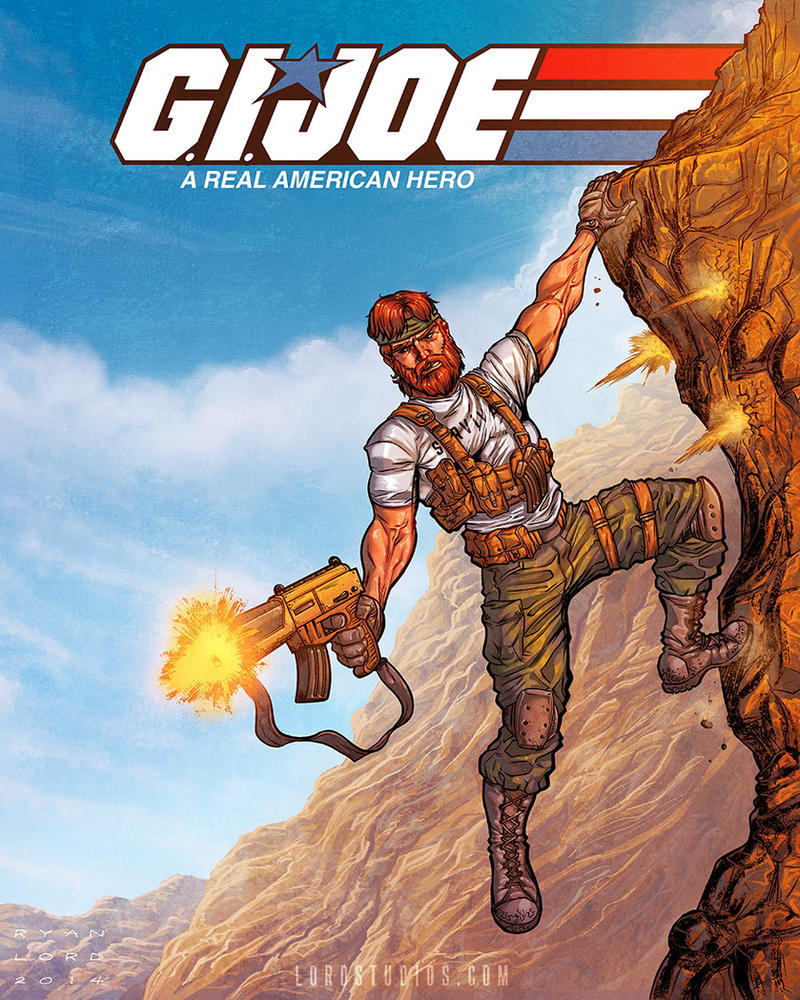 GI Joe Outback by RyanLord