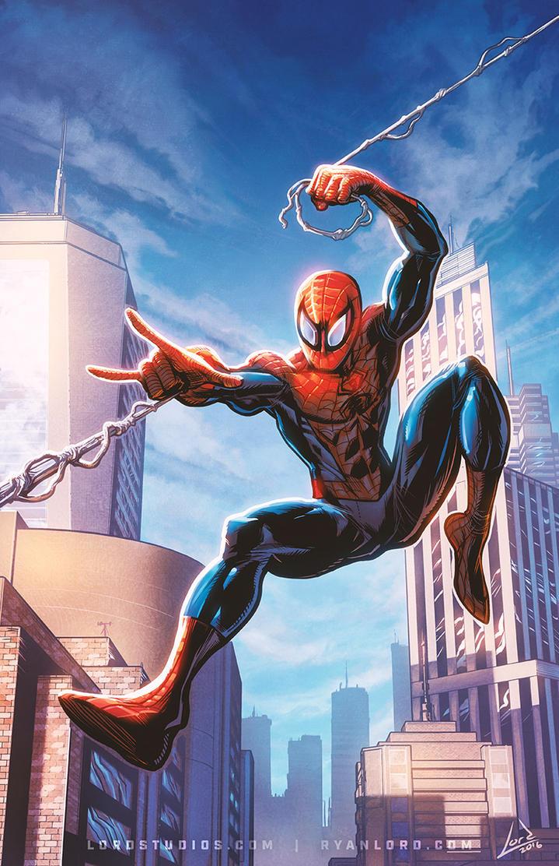 Spider-Man by RyanLord