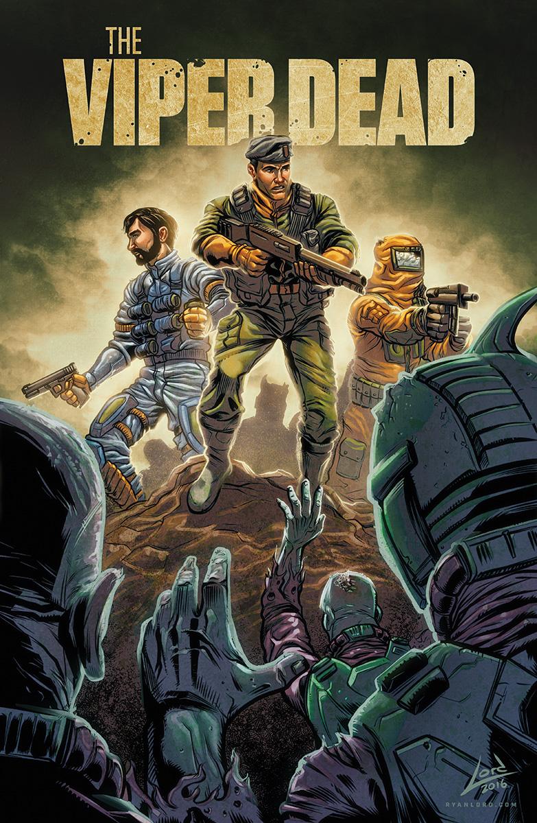 The Viper Dead - Walking Dead and GI Joe Mash-up by RyanLord
