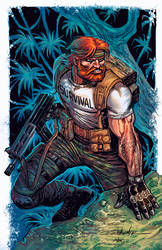 Outback GI Joe by Wagner and Lord