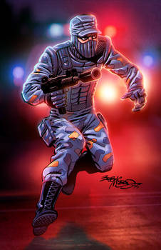 GI Joe Shockwave by McLeod and Lord