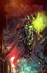 Spawn by Guile Sharp and Ryan Lord