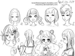 Sketch Pile 3