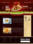 Restaurant Mockup Design